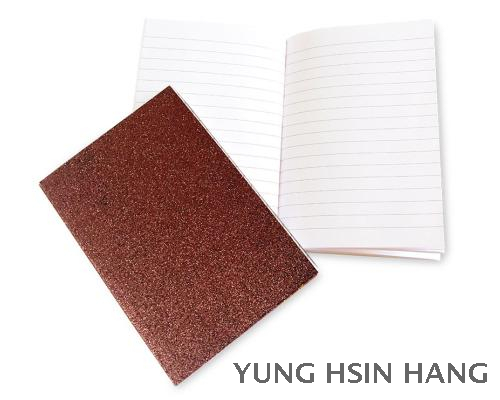 66-32N Glitter Small Notebook