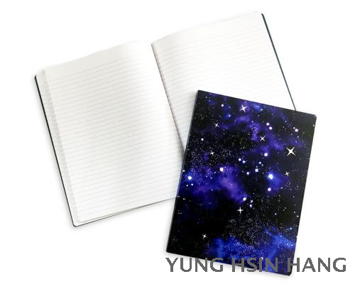 78-16N Galaxy Composition Book